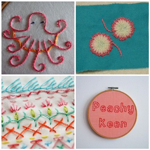 Inspiration: 1/24/11 - Peach-Pink