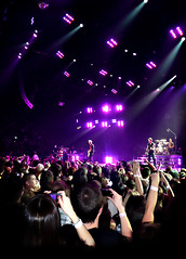 Green Day (JaymeeLS) Tags: green mike cool birmingham day purple joe lg arena armstrong tre billie dirnt
