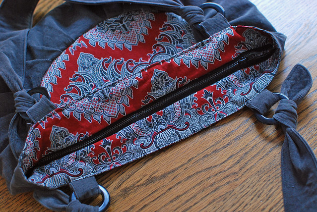 Bonsai Bag Zipper