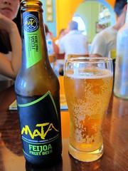 Mata Feijoa Beer
