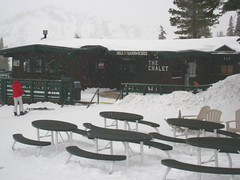 - Alpine Meadows Chalet