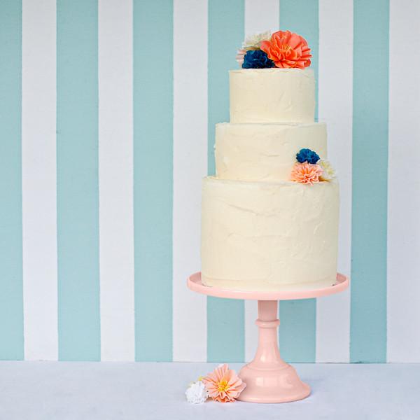 Homemade Wedding Cakes