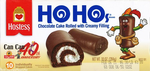 Hostess Ho Hos 1970 | This is my most exciting score since t… | Flickr