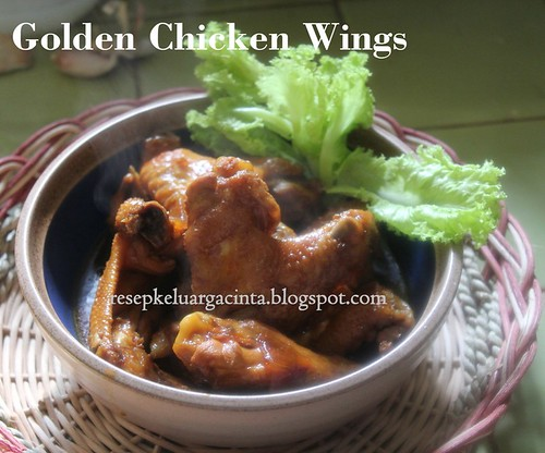 Golden Chicken Wings