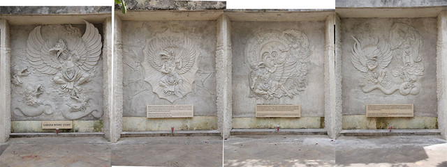 The Story of Garuda Wisnu Kencana