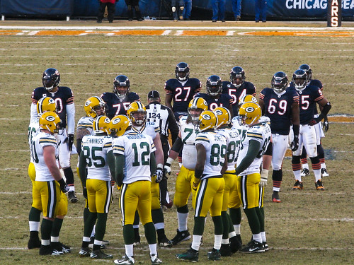 Packers vs Bears - NFC Championship Game, January 23, 2011