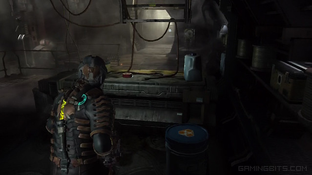 Dead Space 2 screen