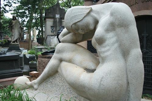 Cemitério da Consolação - um museu a céu aberto