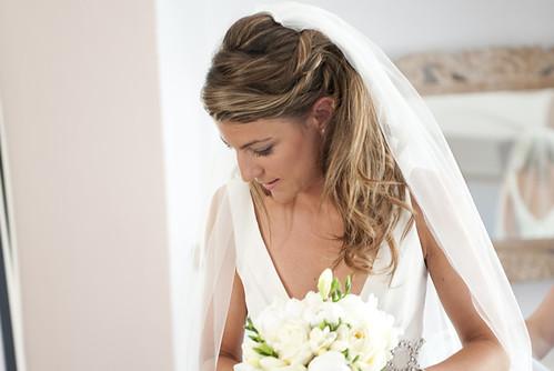 Smack Ibiza, wedding hair and makeup
