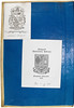 Bookplate of Count Boutourlin in Gerson, Johannes: De mendicitate spirituali cum orationibus et meditationibus diversis