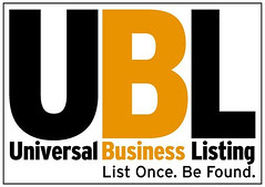 Universal Business Listing - UBL