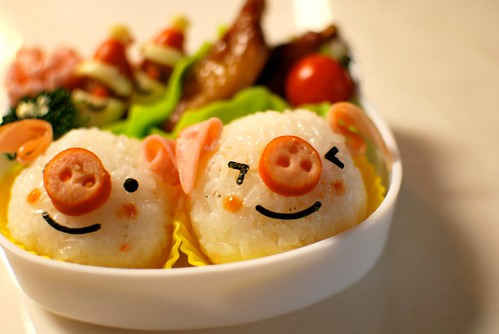 lunch box_piglet