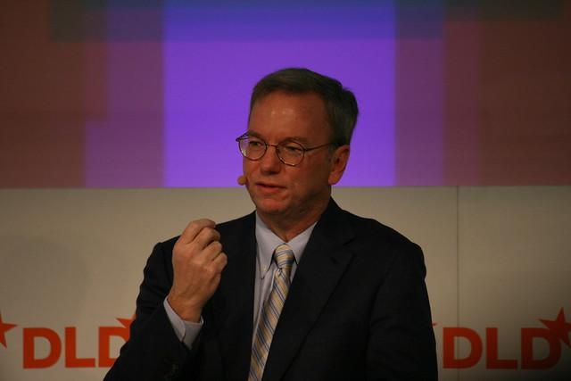 Google-CEO Eric Schmidt @ DLD11