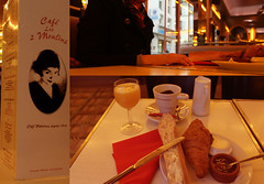 Petit Djeuner (Capitulo Siete) Tags: paris france cafe amelie ameliepoulain montmarte