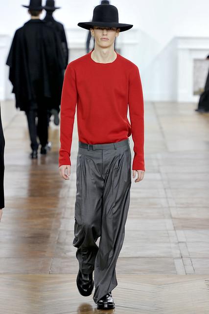 FW11_Paris_Dior Homme039_Victor Nylander(VOGUEcom)