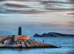 Jvea (Joaqun Marn) Tags: azul mar mediterraneo marin playa olympus joaquin denia olezza