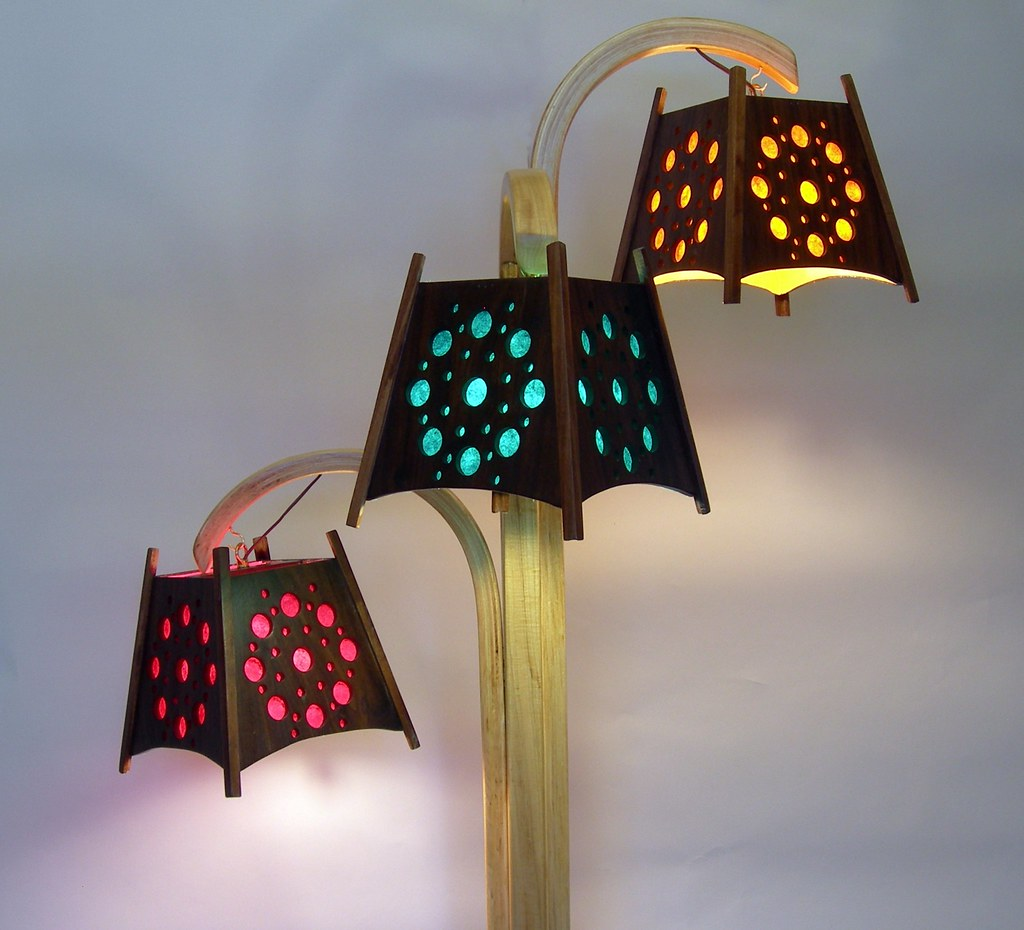 Fleur de Lamp 4