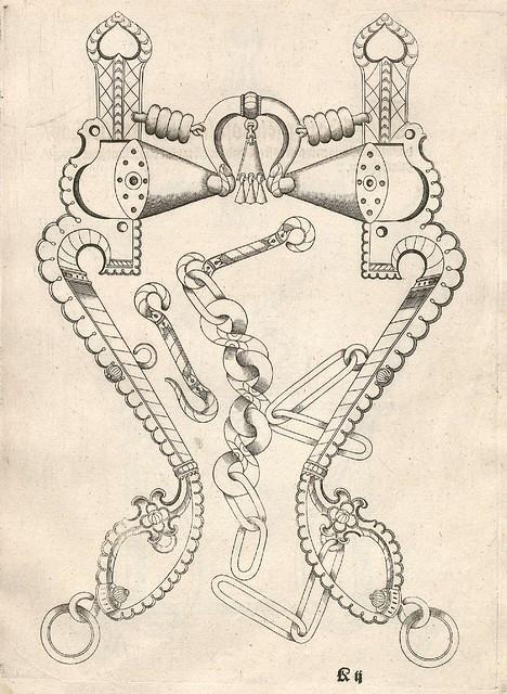 Pferdegebisse by Mang Seuter, 1614 (7)