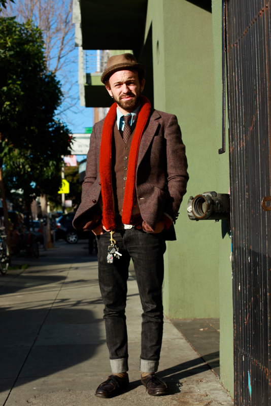 w - san francisco street fashion style