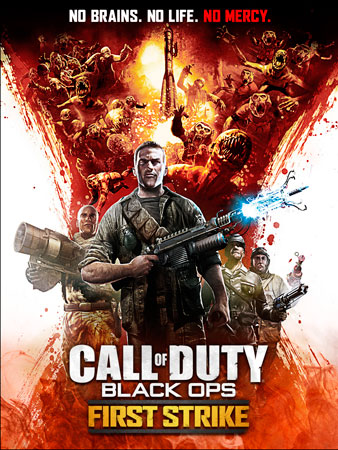 Call Of Duty Black Ops First Strike Dlc Pack Out Now On Ps3