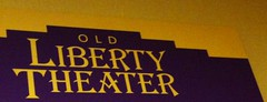 Old Liberty Theater in Ridgefield WA