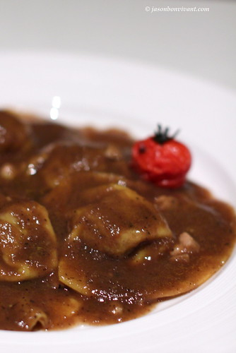 Wagyu Beef Cheek Ravioli