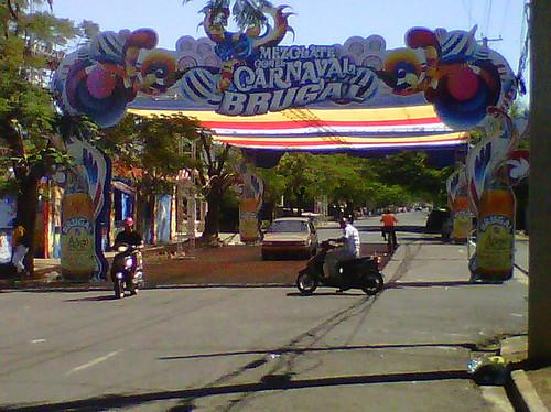 La Cueva Brugal del Carnaval Vegano 2011