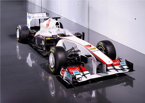 Sauber F1 Team - C30