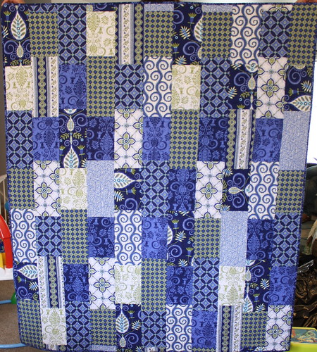 Lynelle's Block Quilt