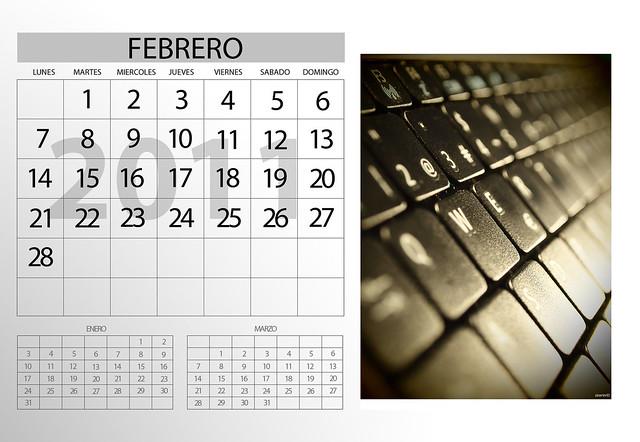 Otsaila · Febrero