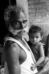 portrait 1 (penji) Tags: portrait people india indian bn ritratto biancoenero