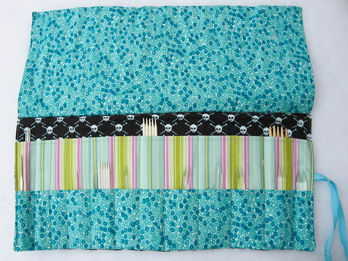 Knitting Needle pouch