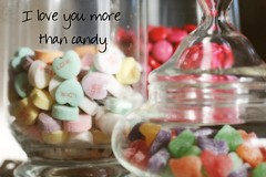 more than candy