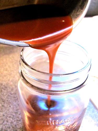 Michael Smith's Butterscotch Sauce