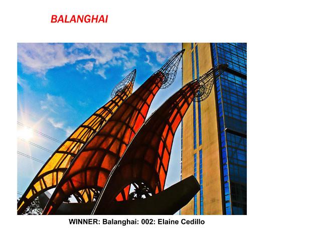 Balanghai by Elaine Cedillo