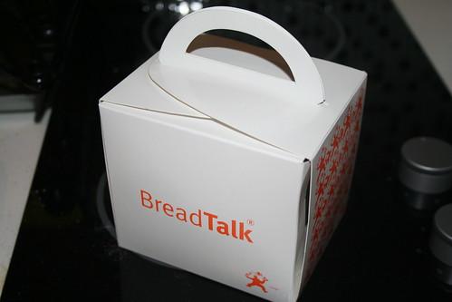 2010-12-24 - Xmas present - Cake - 01 - Box