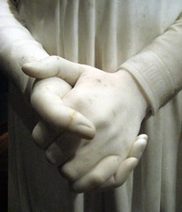 Angel Hands (Praying Angel)
