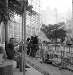 Hong Kong 2010 (BckWht) Tags: rolleiflex hongkong central 香港 tmax100 35e 中環 xenotar