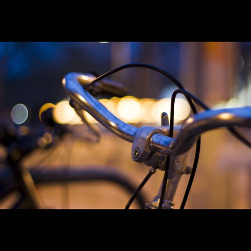 My bokeh bike