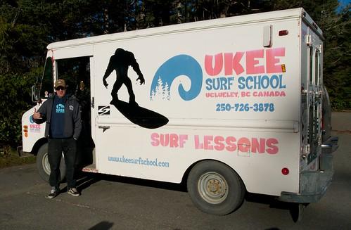 Ukee Surf School