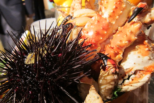 2011 Oscar Food: Crab + Sea Urchin