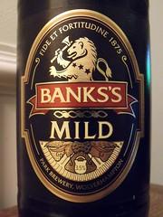 Banks,s, Mild, England