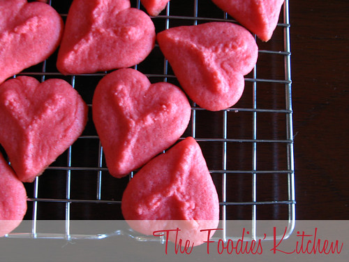 Jell-O Spritz Cookies