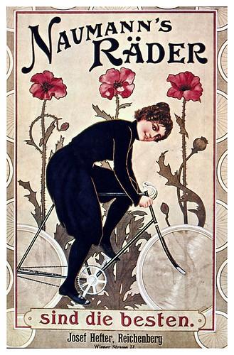018-Carteles de bicicletas antiguas