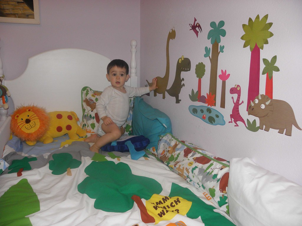 Baby room/ Habitació Pol