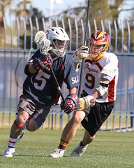 UofA v USC (AZHook) Tags: california arizona university tucson southern lax lacrosse tearsheet