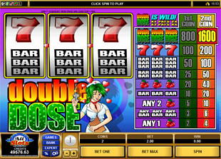 Double Dose slot game online review