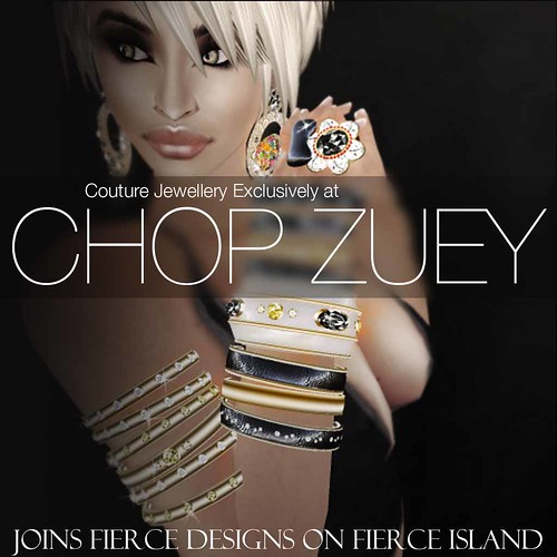 Chop Zuey joins fierce island