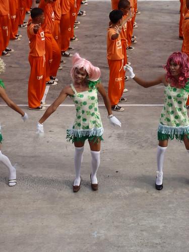 Ladyboy Show - Cebu's Dancing Prisoners