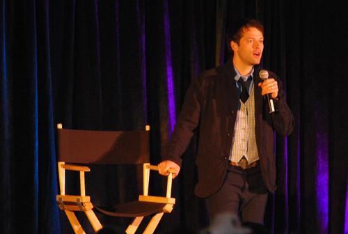 Misha Collins, SPN LA 2011